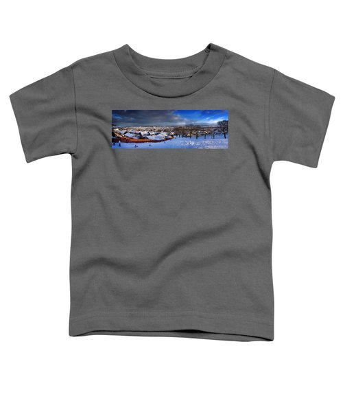 Winter In Inverness Toddler T-Shirt