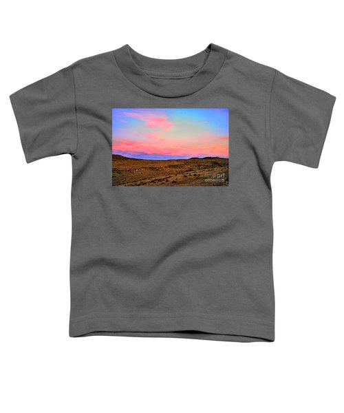 Wyoming Lights Toddler T-Shirt