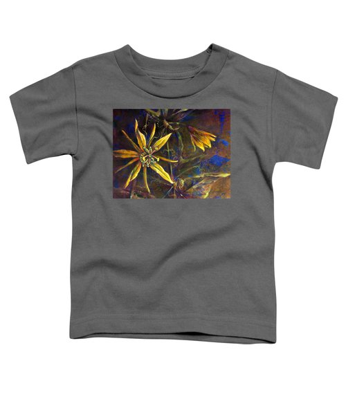 Yellow Passion Toddler T-Shirt