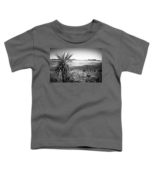 Yucca With A View Toddler T-Shirt