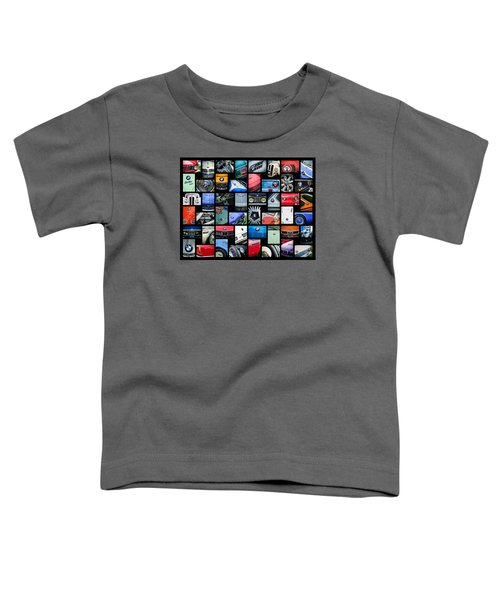 Bmw Art -01 Toddler T-Shirt