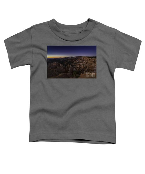 Bryce Amphitheater  Toddler T-Shirt