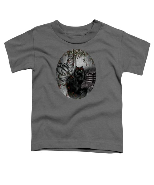 Cat Fairy Toddler T-Shirt