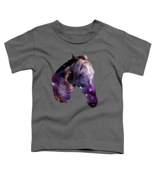 Horse In The Small Magellanic Cloud Toddler T-Shirt