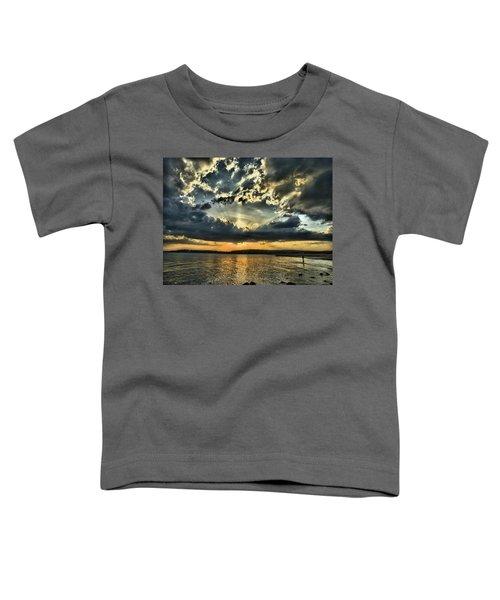 ... Never Walk Alone Toddler T-Shirt