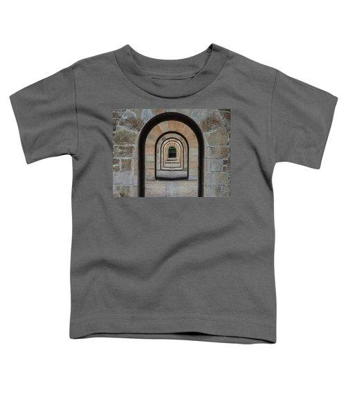 Receding Arches Toddler T-Shirt