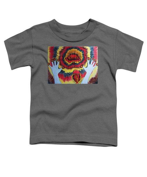 Splitting Toddler T-Shirt