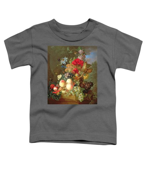 Still Life With Auriculus  Toddler T-Shirt