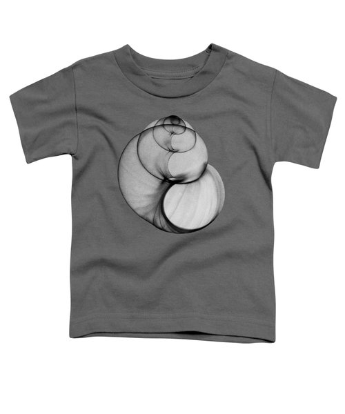 X-ray Photo Of Fresh Water Pond Snail Toddler T-Shirt