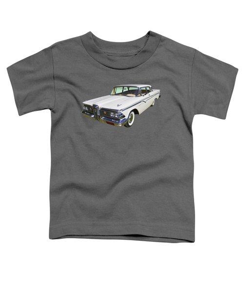 1959 Edsel Ford Ranger Toddler T-Shirt