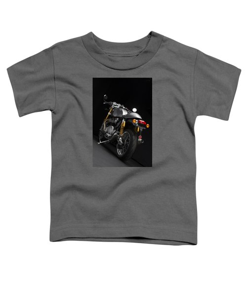 2016 Triumph Thruxton R Toddler T-Shirt