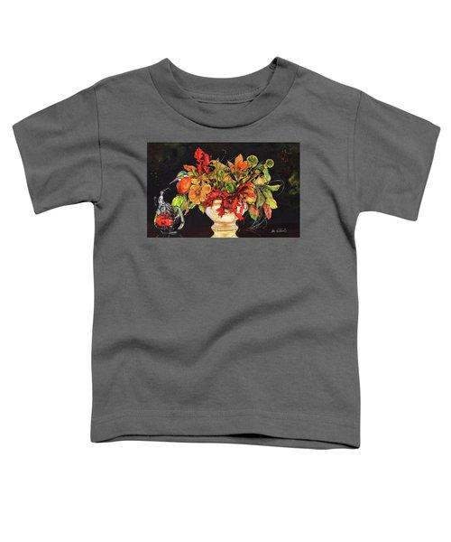 A Splash Of Colour Toddler T-Shirt