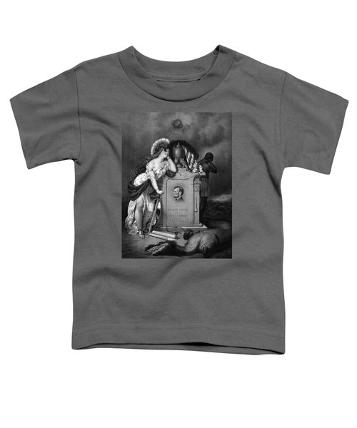 Abraham Lincoln -- In Memoriam Toddler T-Shirt