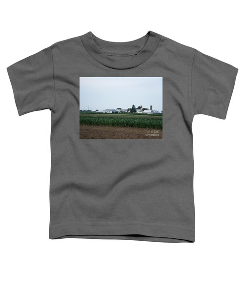 Amish Homestead 9 Toddler T-Shirt