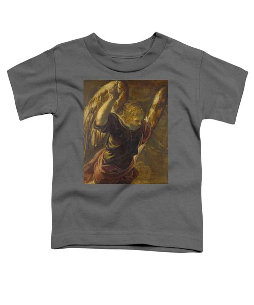 Angel From The Annunciation To The Virgin Toddler T-Shirt