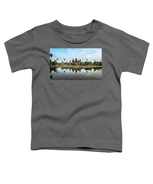 Angkor Wat Toddler T-Shirt
