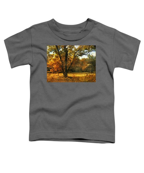 Autumn Arises Toddler T-Shirt