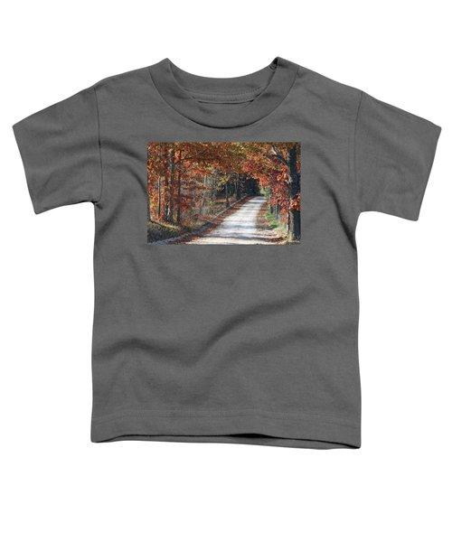 Autumn Drive Toddler T-Shirt