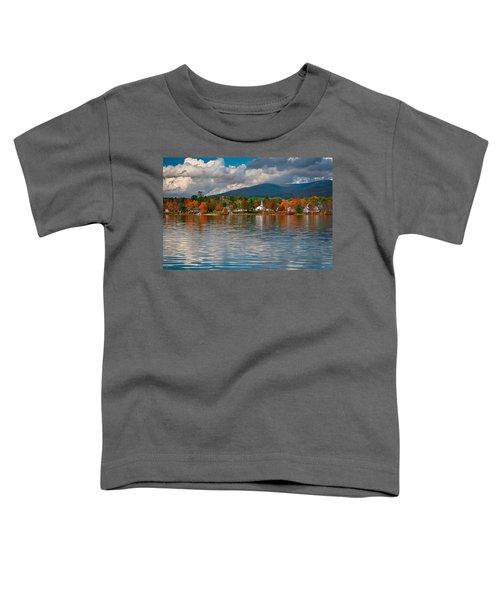 Autumn In Melvin Village Toddler T-Shirt