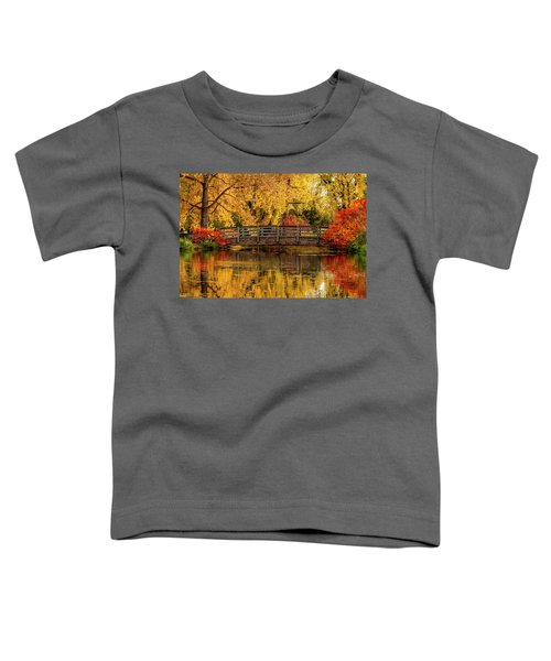 Autumn In The Park Toddler T-Shirt