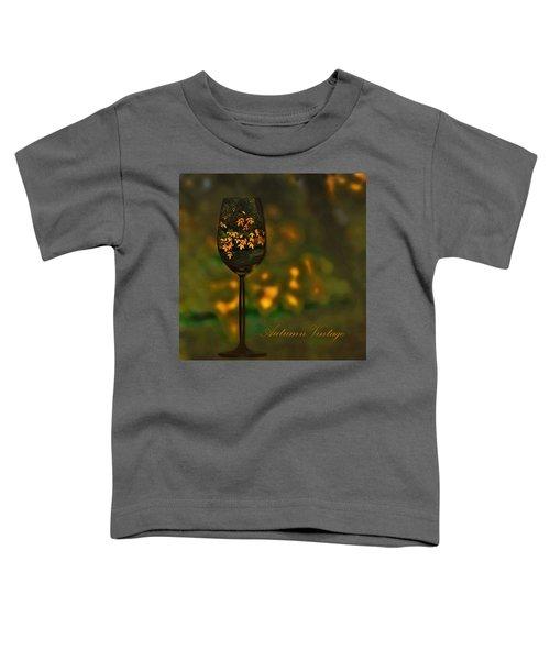 Autumn Vintage Toddler T-Shirt