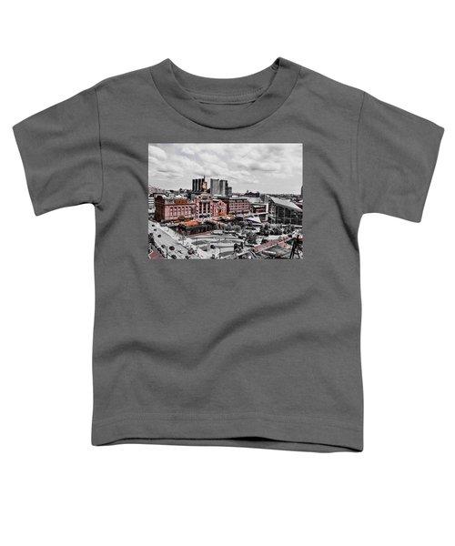 Baltimore Power Plant Toddler T-Shirt