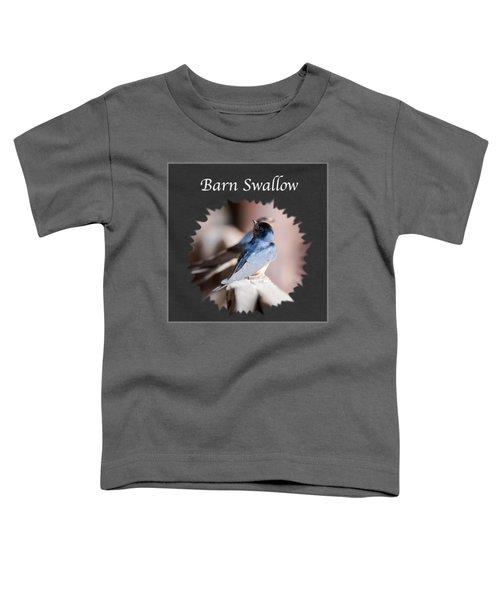 Barn Swallow Toddler T-Shirt