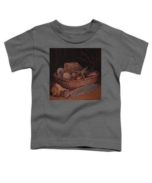 Beach Peace  Toddler T-Shirt