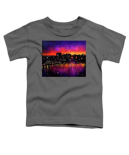 Biscayne Bay, Miami Toddler T-Shirt