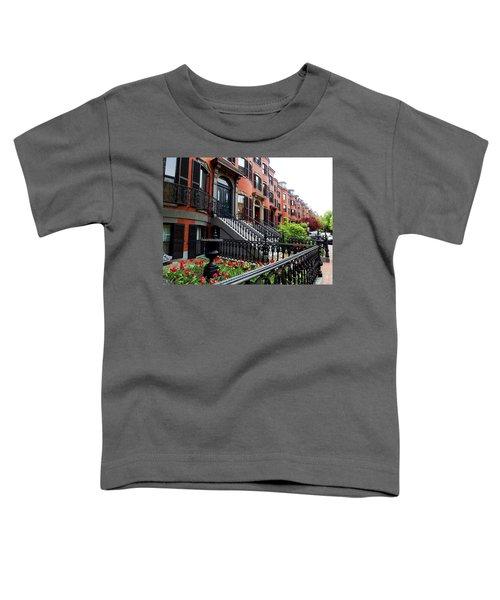 Boston's South End Toddler T-Shirt