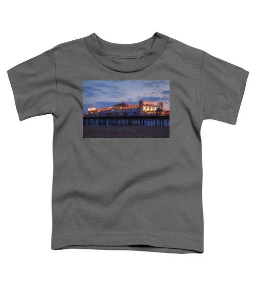 Brighton At Night Toddler T-Shirt