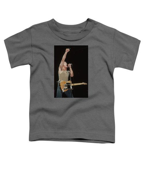 Bruce Springsteen Toddler T-Shirt