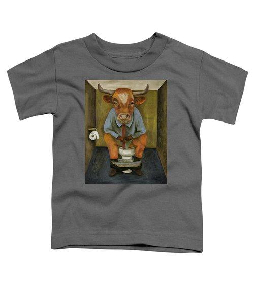 Bull Shitter Toddler T-Shirt