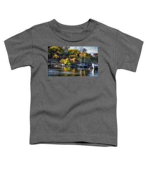 Bygdoy Harbor Toddler T-Shirt