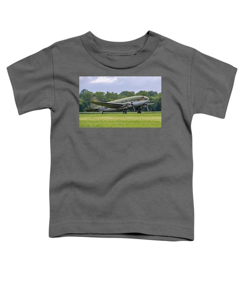 C-46 Commando Tinker Belle Toddler T-Shirt