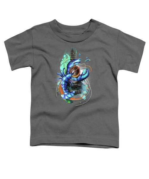 Cancer Toddler T-Shirt