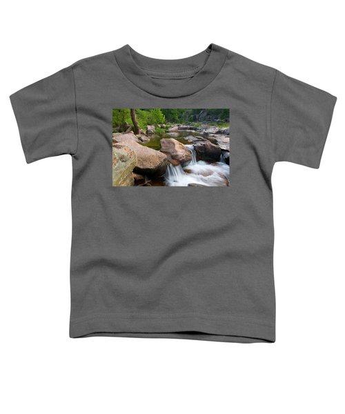 Castor River Shut-ins Toddler T-Shirt