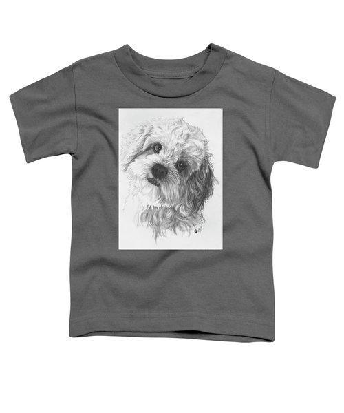 Cava-chon Toddler T-Shirt