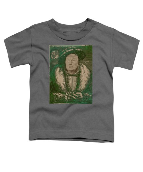 Celebrity Etchings - Donald Trump Toddler T-Shirt