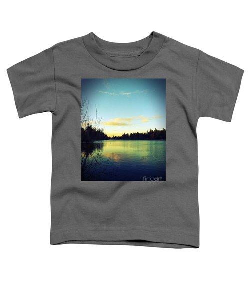 Center Of Peace Toddler T-Shirt
