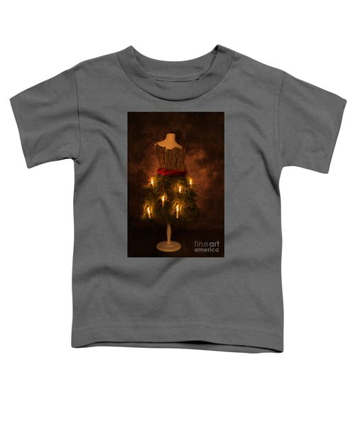Christmas Candles Toddler T-Shirt
