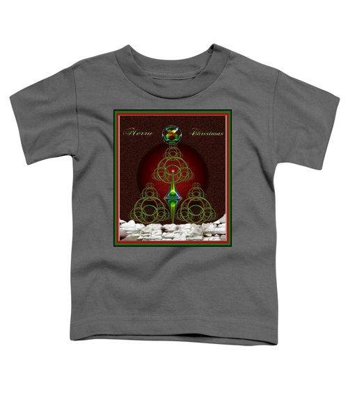 Christmas Greetings Toddler T-Shirt