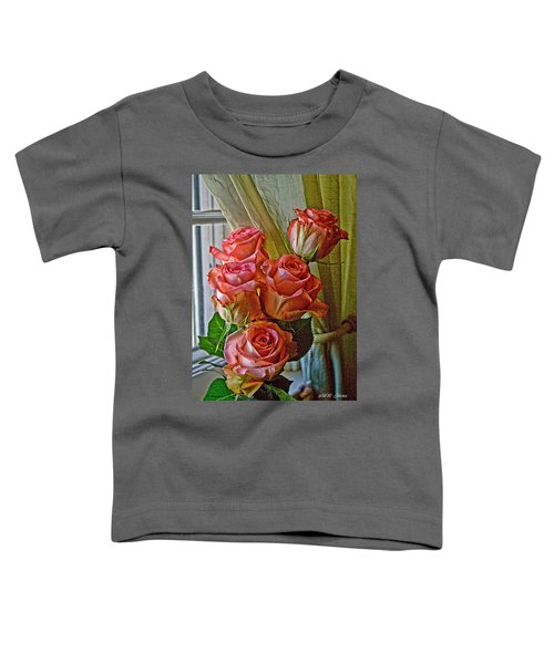 Cindy's Roses Toddler T-Shirt