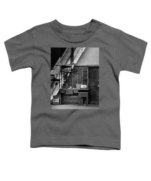Clocked Out Toddler T-Shirt