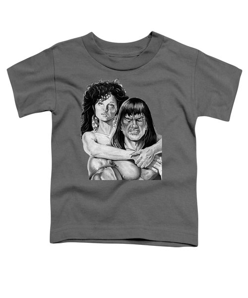 Conan Toddler T-Shirt