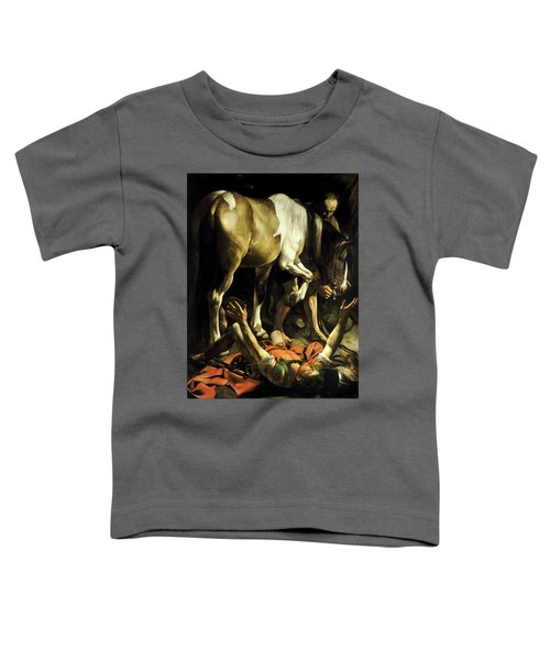 Conversion On The Way To Damascus Toddler T-Shirt