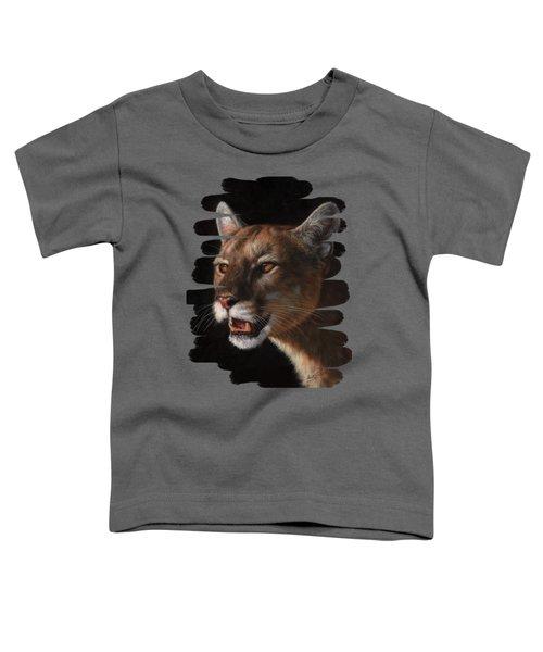 Cougar Toddler T-Shirt