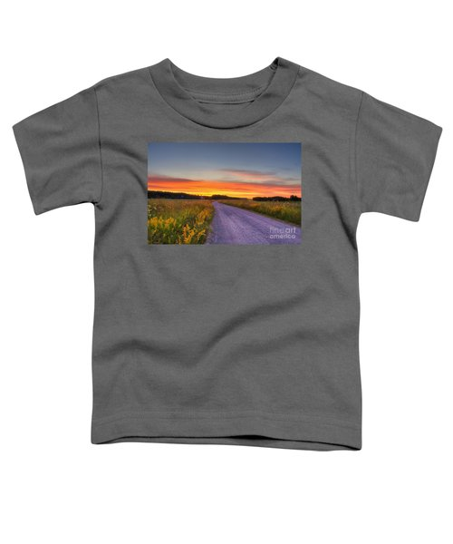 Country Road Toddler T-Shirt