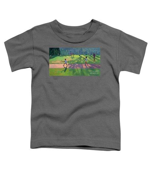 Cricket Sri Lanka Toddler T-Shirt by Andrew Macara