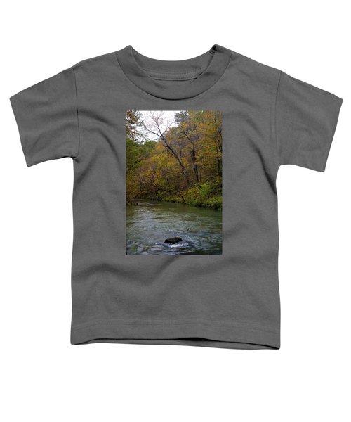 Current River 8 Toddler T-Shirt